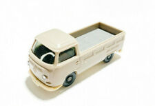 Wiking  Volkswagen VW  Bus Extended Flatbed Truck Rare Tan 1:87