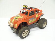 Vintage Used Broken Beetle Turbo RadioShack Off-Road Buggy Toy Car Parts