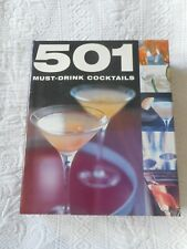 501 Must Drink Cocktails £25.00