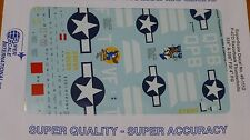 Microscale Decal 1:48 Scale #48-1112 / P-47D Razorback Thunderbolts: 334th & 336