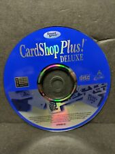 Card Shop Plus Deluxe (Pc) Disc Only