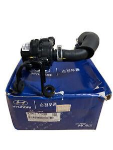 Water Pump & Hose Heater Exchange Auxiliary 2011 to 2015 Optima Sonata HYBRID