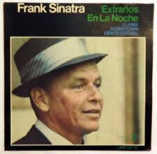 Vinilo single Frank Sinatra, Strangers in the Night, Call me,
