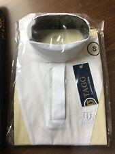 Tagg Ladies Equestrian Shirt Size Small 10 Champagne Horse Riding Rrp £24.99