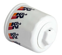 K&N Premium Wrench-Off Oil Filter HP-1008 (Performance Canister Oil Filter)
