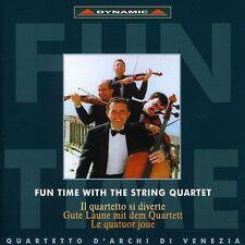 Quartetto d'Archi di - Fun Time with the String Quartet: Gershwin, Et Al [New CD