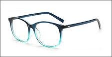 New Unisex Fashion Vintage Clear Lens Glasses Retro Nerd Geek Eyewear Eyeglasses