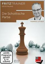 ChessBase: Luther - Die schottische Partie - NEU / OVP
