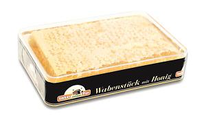 Honigwabe 3er Set ( 3x 400 g) in hocharomatischem Akazien-Honig (Jahrgang 2019)