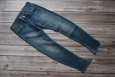 G-Star Raw ROYCE SKINNY WMN W27 L30 women slim stretch jeans VGC s3