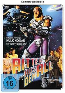 DVD Hulk Hogan - Der Ritter aus dem All // WWF Hulkster deutscher Ton deutsch