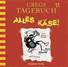 Gregs Tagebuch 11 - Alles Käse! von Jeff Kinney (2016)
