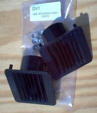 MOPAR Defroster Dash Vents 68 69 70 B Body Dodge Plymouth GTX Super Bee NEW