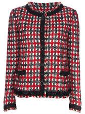 Moschino Tweed Jacket SZ 40 = US 4 - NWT
