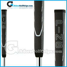 Ping AVS Palm Lock Jumbo By Winn Putter Grip - Grey + Free Grip Tape