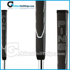 Ping AVS Palm Lock Jumbo By Winn Putter Grip - Grey + Free Grip Tape