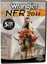 2011 National Finals Rodeo NFR 5 DVD set all 20 hrs. all performances complete