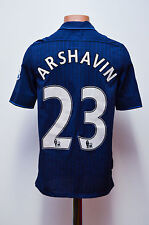 SIZE S ARSENAL LONDON 2009/2010 AWAY FOOTBALL SHIRT JERSEY NIKE ARSHAVIN #23
