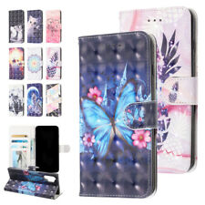 For Samsung Galaxy Note 10/Note10 Plus Leather Flip Card Wallet Stand Case Cover