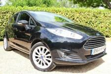 Leather Seats Ford Fiesta Cars