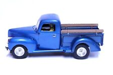 NICE VINTAGE 1/24 SCALE MONOGRAM FORD PICK UP TRUCK SLOT CAR BLUE STAKE BODY