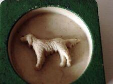 Vintage English Setter Curly Coated Retriever sporting gun dog English Spaniel