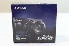 NEW 📷 Canon PowerShot SX740 HS 20.3MP 4K Digital Camera 40x Optical Zoom WiFi