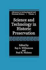 Science and Technology in Historic Preservation (Advances in Archaeological and