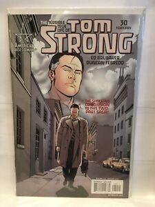 Tom Strong #30 VF/NM 1st Print America's Best Comics