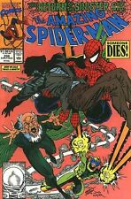 AMAZING SPIDER-MAN 336 VF+ NOS Never Read Return of the Sinister Six Part 3