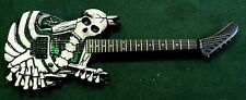 George Lynch Skull And Bones Guitar & Hard Case