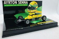 Minichamps 1/43  Van Diemen RF81 Ford 1600 Champion A.Senna 1981 #42 540814342