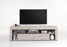 TV Hifi Lowboard Unterschrank Ablage Kommode Mod.F271-002 Sandeiche