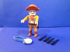 PLAYMOBIL WESTERN HUNTER Special Set 4533 ~ 1996/97 Only ~ Different Neck Scarf