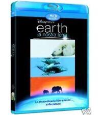DISNEY BLU RAY Earth  La nostra terra - live fuori catalogo