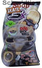 GX Skate Racers Gyro Trick Wheel Skateboard - Modell 03 (Grün)