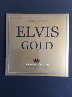 Elvis Presley Gold The Original Hits 2xLP Gatefold 180g Vinyl LP NEW SEALED