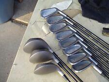"Wilson Dyna Power OS RH Graphite Shaft 1/2"" Short Golf Club Irons and Woods"