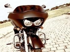 Mean Mug Bezel - By Gas Capital Customs Headlight mod for Road Glide