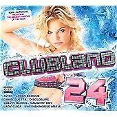 Clubland Vol. 24 (3 X CD)