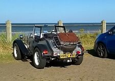 *BUILD MANUAL ONLY for SUZUKI based 4WD roadster! (Hand built 'Special') NO IVA!
