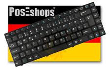 ORIG. QWERTZ teclado medion akoya md98745 md99080 md99081 s4216 serie de nuevo