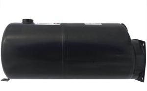 NEW KTI 8QT (2 GAL) Hydraulic Reservoir Tank Steel Powder Coated DC26 Power Unit