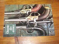$$$ Revue Gazette des armes N°57 Pistolet CZ 75Luger P 08 LongRechargement