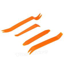 4pcs/set Auto Car Trim Pry Removal Tool Kit Door Panel Clip Light Dash Molding