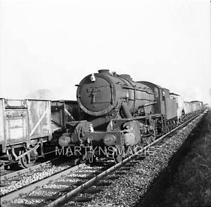 M-1619 60X60mm Railway Negative WD 90248 @ Plumley on Godley-Northwich goods 7-1