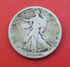 USA-Amerika: Walking Liberty Half 1/2 Dollar 1918-S, KM# 142.5, #F 2667