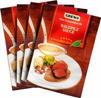 Ubena Waldpilz Sauce 4Er, 1er Pack (1 x 100 g)