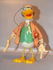 Walt Disney's LUDWIG VON DRAKE FIGURE w GLASSES COAT & JIMINY 1961 RARE