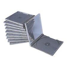 Staples Standard CD Jewel Cases 10/Pack 654566
